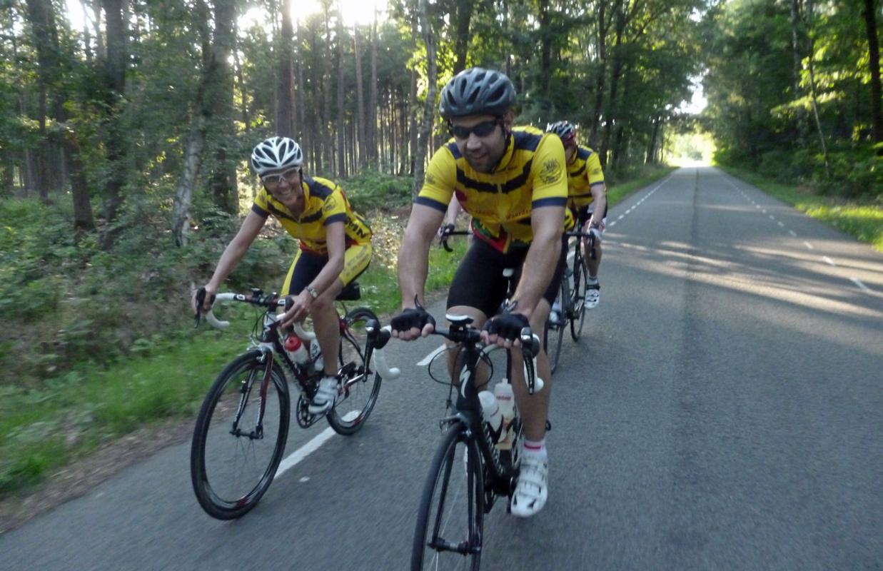 Wordt lid VlugTrug en fiets met ons mee!